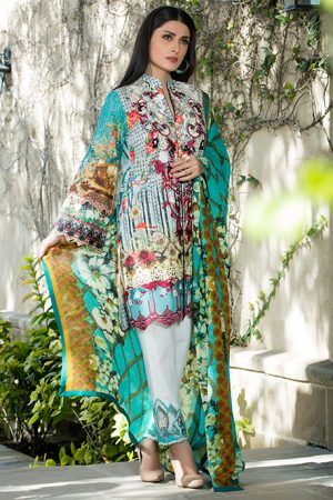 Summer Lawn Marjaan Collection - 03