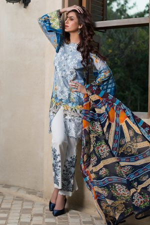 Summer Lawn Marjaan Collection - 10