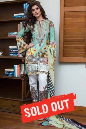 Summer Lawn Marjaan Collection - 11