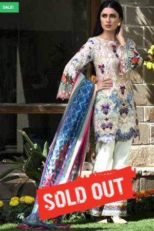 Summer Lawn Marjaan Collection - 04